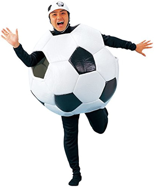 Fuball Mann (mit Hut)