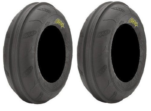Pair of ITP Sand Star Front 22x8-10 (2ply) ATV Tires (2)