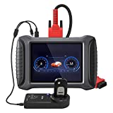 XTOOL Auto Key Programmer X100 Pad3 Immobilizer ECU Coding Actuation Test Full System Diagnostic Tool with BCM/SRS/ABS Bleeding 22 Service Reset 2 Years Free Update (X100 Pad3)