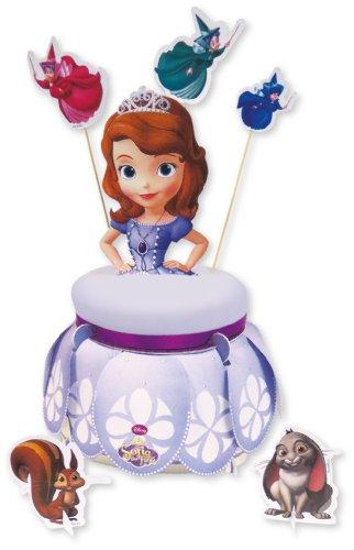 Disney Junior Amscan Sofia Kuchenständer und Party-Zubehör