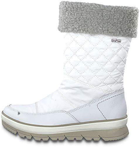 Jana Damen Thermostiefel Weiß 26425-100 Schuhe, EU 37