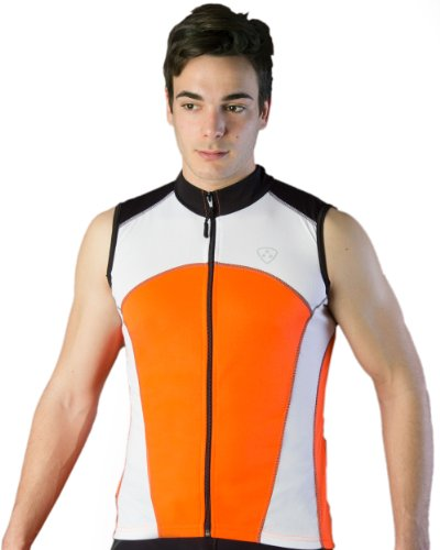 Deporteshera - Ropa Ciclismo, Maillot Sin Mangas, Camiseta de Ciclistas