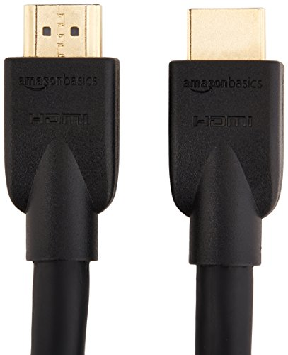 AmazonBasics CL3 Rated High Speed 4K HDMI Cable - 15 Feet