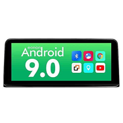 eonon GA9303NB Autoradio con navigatore GPS Android 9.0 stereo DAB+ WiFi OBD for BMW 3 F30 F31 F32 F33 F34 F35 F36 iDrive NBT System