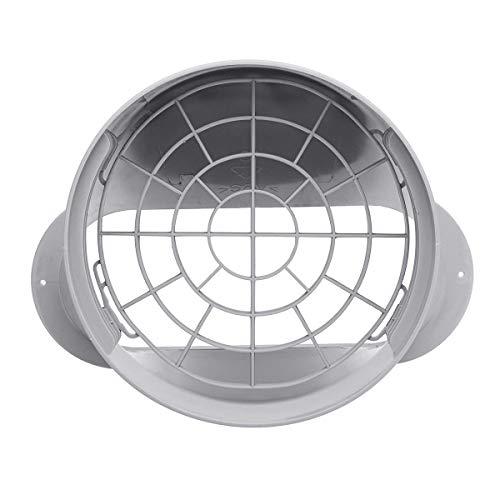 NO LOGO LIUSBAO-KT, luftkonditionering fönster rör gränssnitt avgasslang/röranslutning uppvärmning kylventiler ventilation avgasutlopp galler skydd (färg: För 150 mm)