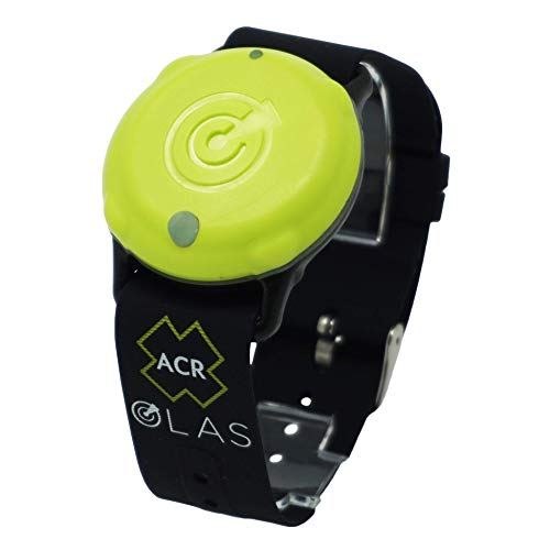 ACR OLAS Tag Man Overboeard Location Alert System - Wearable Crew Tracker (2980) (1 Crew Tag)