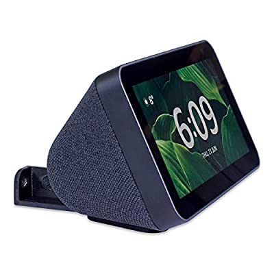 Wall Mount Stand Wall Bracket for Amazon Echo Show 5 - Black by P3D-Lab