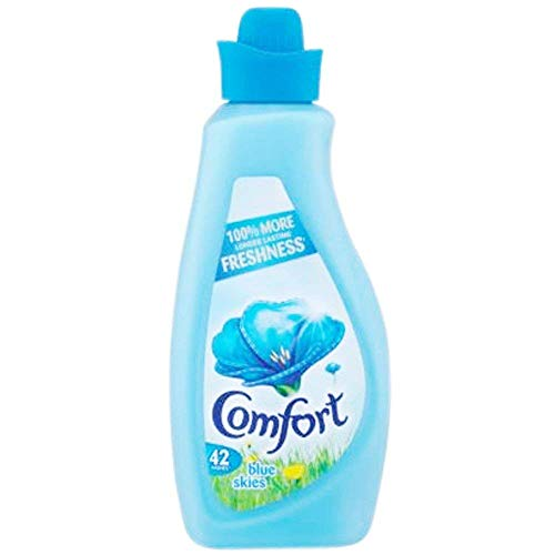 Comfort Concentrate Blue Skies Fabric Conditioner 42 Washes 1.5 Litre