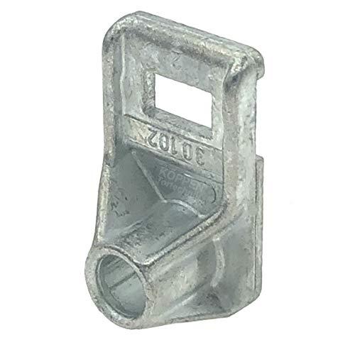 Novoferm Laufrollenhalter 30102 für Novoferm Sectionaltor Mitte ab Baujahr 1988 verwendbar