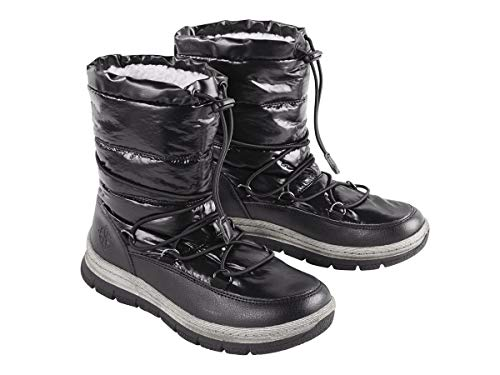 Esmara Damen Winterstiefel Stiefeletten Winterschuhe Stiefel Boots Snowboots Schuhe (41 EU)