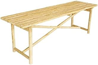 Zero Emission World Bamboo Folding Bench