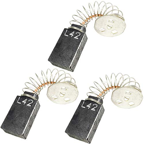 OEM 145323-06 3-Pack miter saw replacement carbon brush DW705 DW708