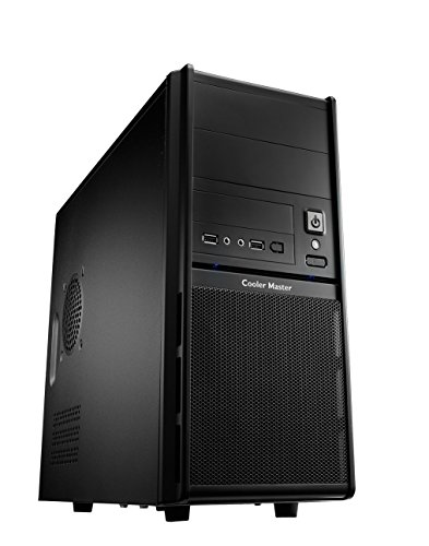 Cooler Master Elite 342 Case per PC 'microATX, USB 2.0, Pannello Laterale in maglia' RC-342-KKN1-GP