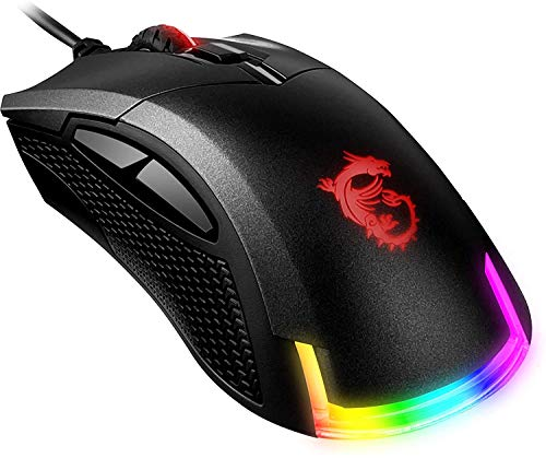 MSI Clutch GM50 Gaming Mouse ゲーミングマウス MS354