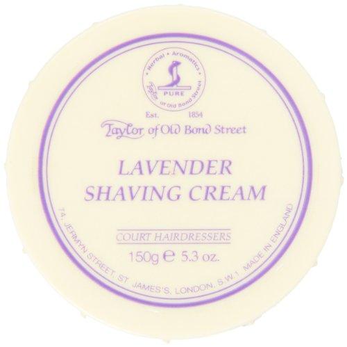 TAYLOR OF OLD BOND STREET Rasiercreme Lavendel, 150 g