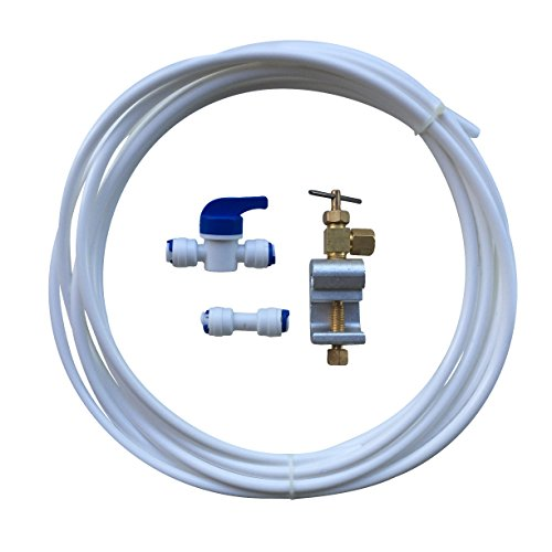 Finest-Filters American Fridge Freezer Water Connection Plumbing Kit Including Tubing