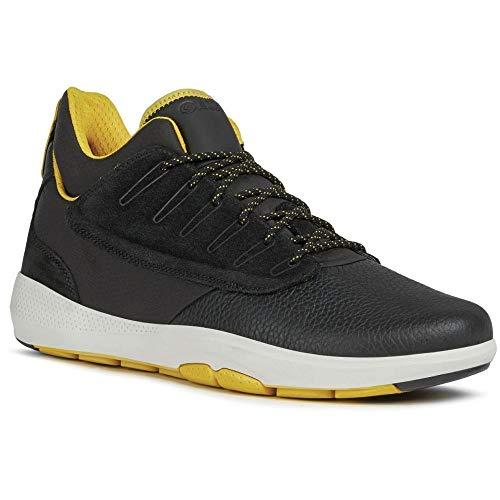 Geox - u modual b abx sneaker - 45 - nero