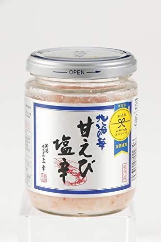新潟 三幸 高級珍味 甘えび塩辛 200g M-11