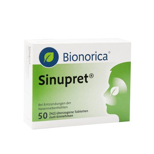 Sinupret Dragees, 50 St