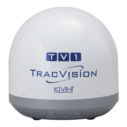 KVH TracVision TV1 Empty Dummy Dome Assembly Marine , Boating Equipment