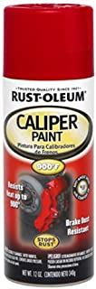 Rust-Oleum Automotive 251591 12-Ounce Caliper Paint Spray, Red