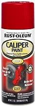 Rust-Oleum Automotive 251591 12-Ounce Caliper Paint Spray, Red