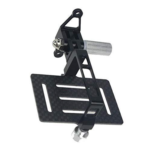 CHENJUAN Carbon Fiber Anti-Vibration PTZ Plate Mount for GoPro Hero Action Camera's for DJI Phantom 1 2 FPV Drone Quadcopter Gimbal Mount reserveonderdelen