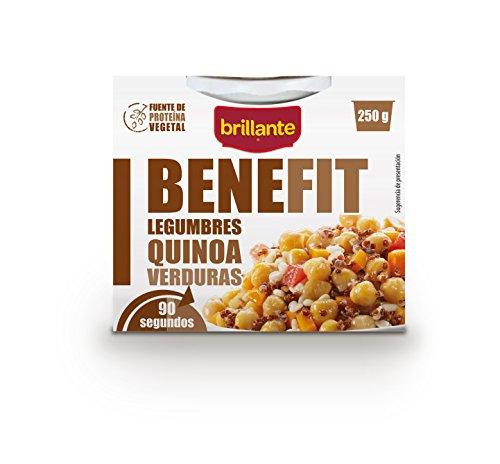 Brillante Benefit Legumbres Quinoa...