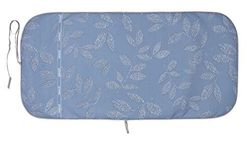 WENKO Bügeldecke Air Comfort Premium - Tischbügeldecke, hitzereflektierende Bügelunterlage, Baumwolle, 65 x 130 cm, Mehrfarbig
