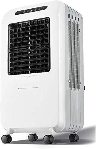 Enfriador de Aire con Control Remoto para el hogar, Ventilador de Aire Acondicionado de enfriamiento Vertical Que Ahorra energía, Aire Acondicionado móvil