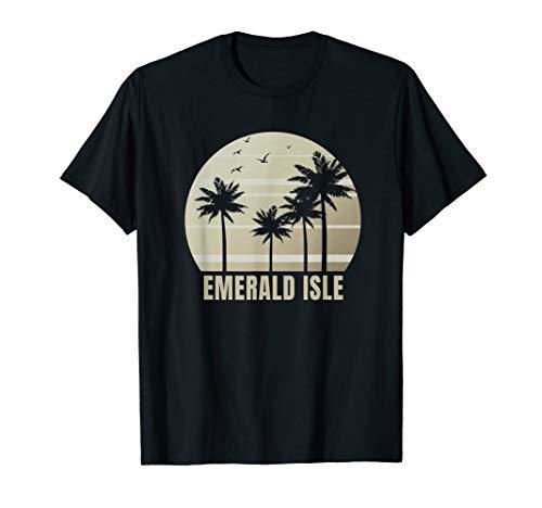Emerald Isle Tee North Carolina Vacation Souvenir T-Shirt