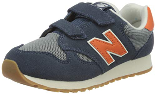 New Balance Unisex-Kinder YV520GN Sneakers, Navy, 33.5 EU