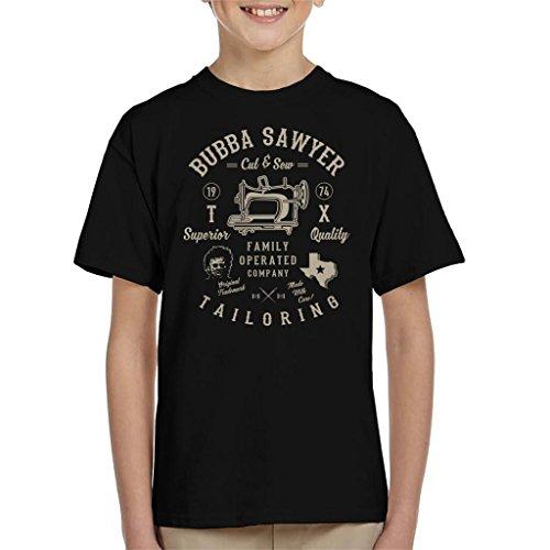 Cloud City 7 Bubba Sawyer Tailoring Texas kettingzaag bloedbad kind T-Shirt