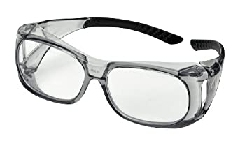 Champion Traps and Targets Over-Spec Ballistic Glasses  Clear