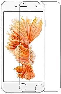 واقي شاشة Protective Glass Front Film Compatible with iPhone 5 5S 6 7 8 Plus Phone Screen Protector Compatible with iPhone...