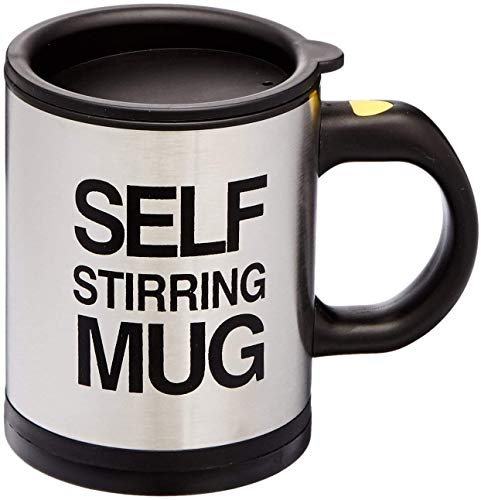 Shopadicted - Taza Mezcladora Self Stirring Mug, surtido