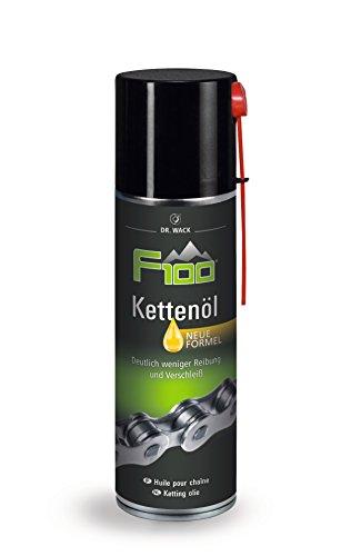 F100 Kettenöl - NEUE FORMEL, 300 ml