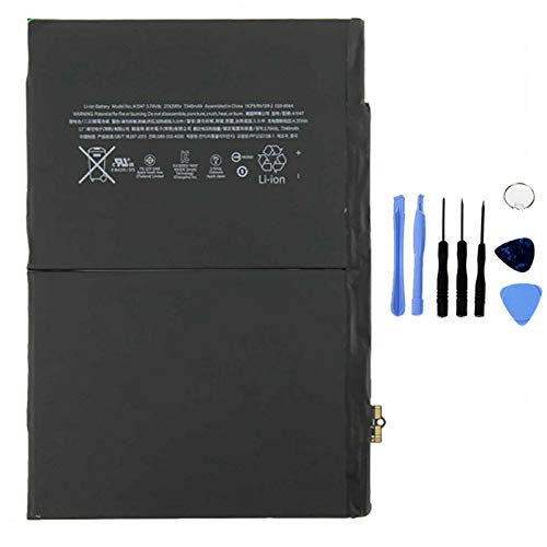 Ellenne - Batería de Alta Capacidad 7340 mAh Compatible con iPad Air 2 con Kit de desmontaje Incluido