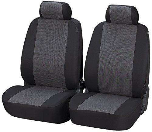 Autositzbezug Pineto schwarz-grau