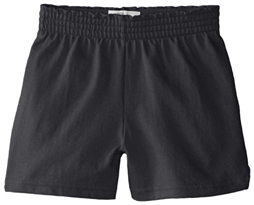 Soffe Big Girls' New Soffe Short, Black, Medium