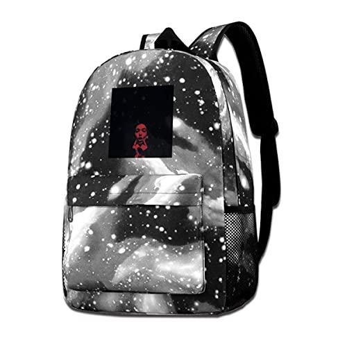 Hdadwy Mochila escolar unisex Galaxy Dua Good Times Lipa, mochila para portátil, mochila deportiva de viaje para hombres, mujeres, jóvenes, niños
