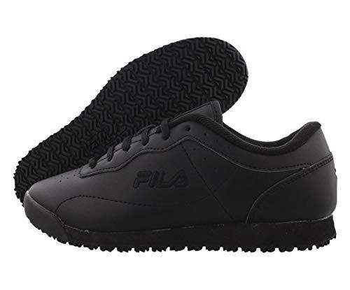 Fila Women's Memory Viable Sr Shoes Black/Black/Black 9.5