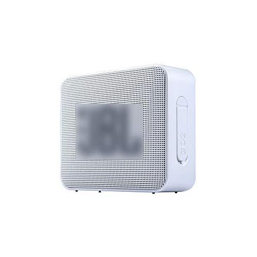 CHYSP Wireless Bluetooth Lautsprecher IPX7 wasserdichter Outdoor-tragbarer Lautsprecher-Akku mit Mic (Color : C)