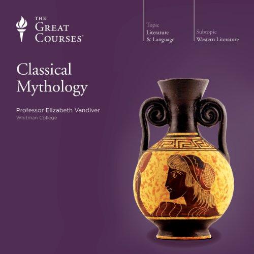 Couverture de Classical Mythology