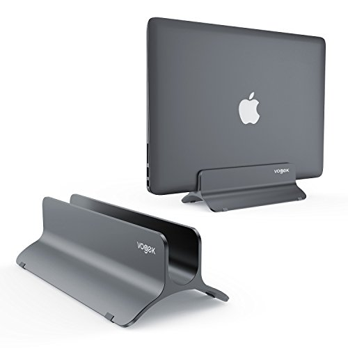 Vertical Laptop Stand (Space Grey) (Space Grey)