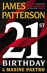 James Patterson's New Releases 2021 - 21st Birthday