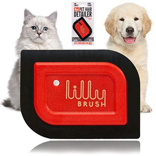 Lilly Brush Mini Pet Hair Detailer Dog Hair Remover