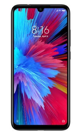 Xiaomi Redmi Note 7S (Black, 32 GB, 3 GB RAM)