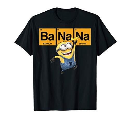 Minions Banana Elemental Square Shirt