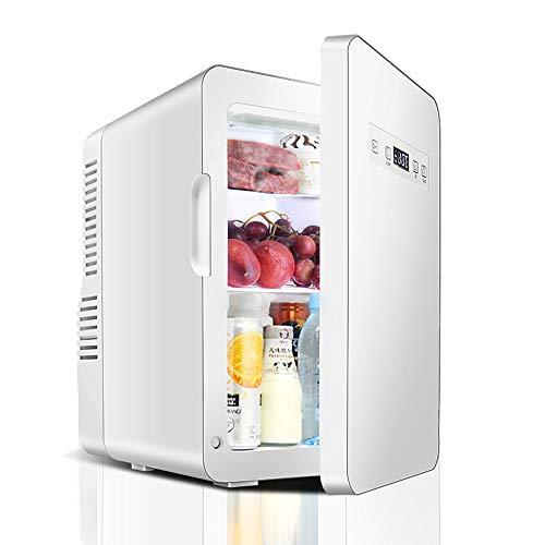 Car Réfrigérateur-22L Réfrigéré Voiture Frigorifiée Mini Réfrigérateur Maison Dortoir Appartement Voiture Double Usage Économie D'énergie Portable Réfrigérateur Voiture refrigerato